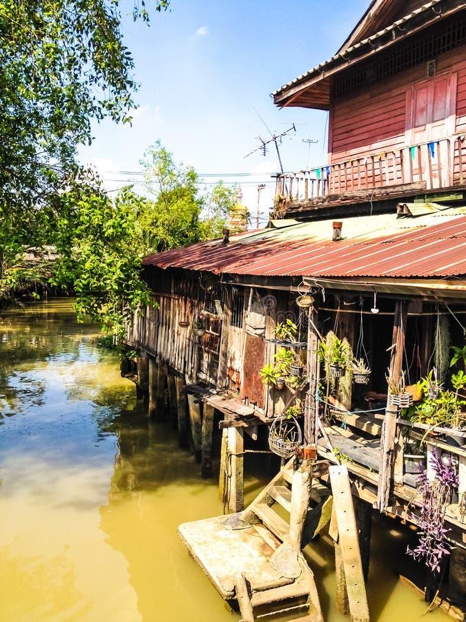 Camera tailandese fotografie stock