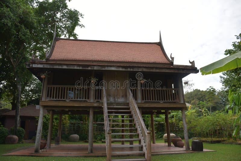 Camera tailandese immagine stock
