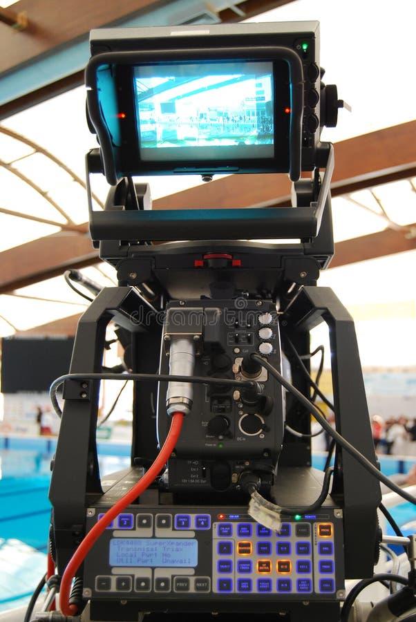 camera television στοκ φωτογραφία