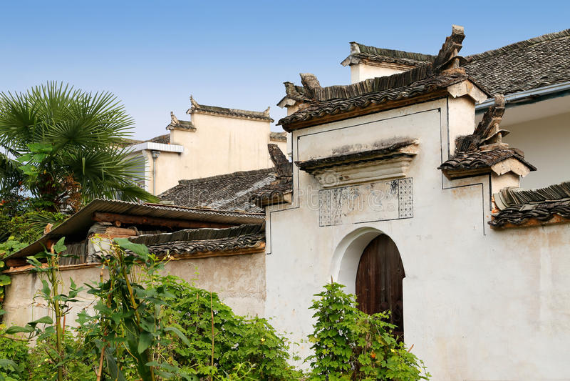 Camera tradizionale cinese immagini stock libere da diritti