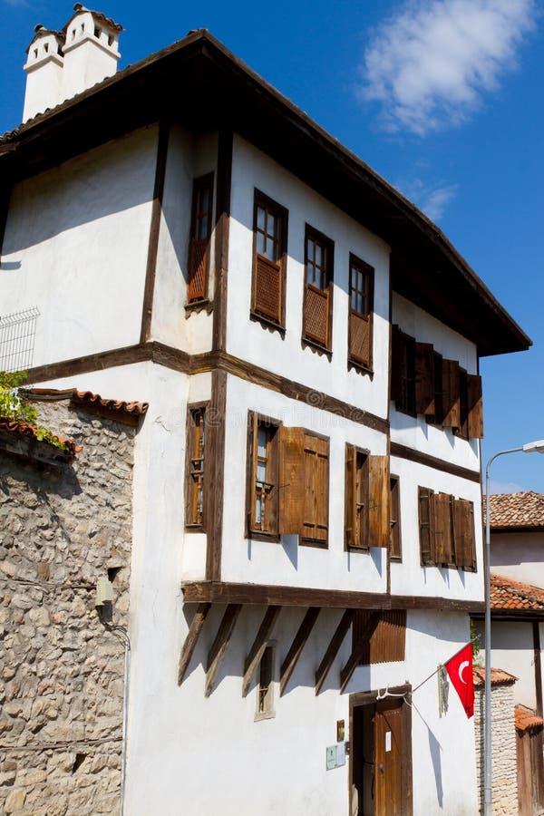 Camera tradizionale dell'ottomano immagine stock libera da diritti