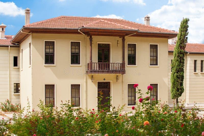 Camera tradizionale dell'ottomano fotografie stock