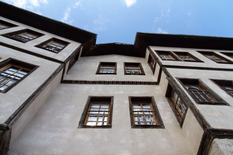 Camera tradizionale dell'ottomano in Safranbolu immagini stock libere da diritti