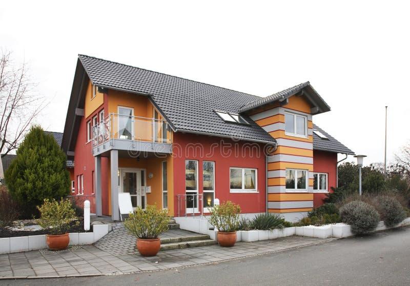 Camera vicino alla città di Stuttgart germany immagini stock