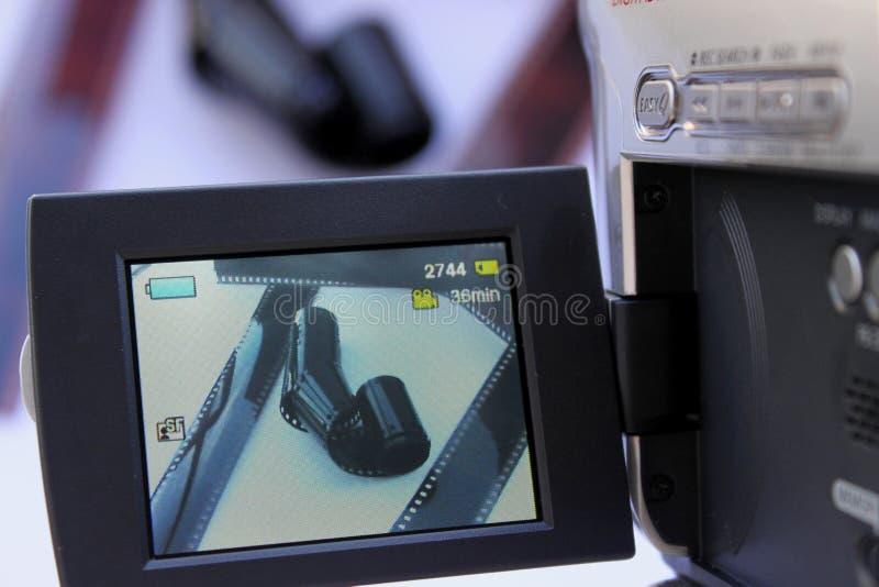Camera Viewfinder Stock Photos