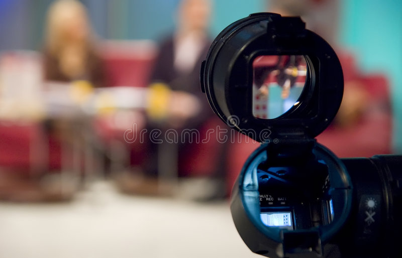 Camera viewfinder royalty free stock image