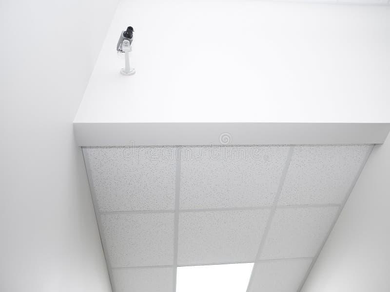 Download Camera White Wall Royalty Free Stock Image - Image: 12278306