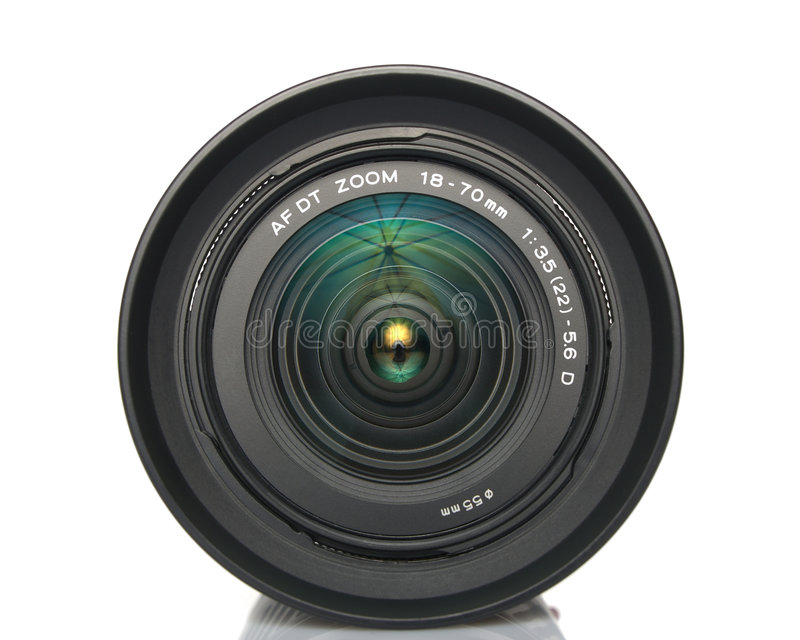 Download Camera zoom lens stock image. Image of focal, camera, focus - 3606879