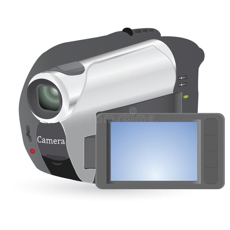 Camera3 vektor abbildung