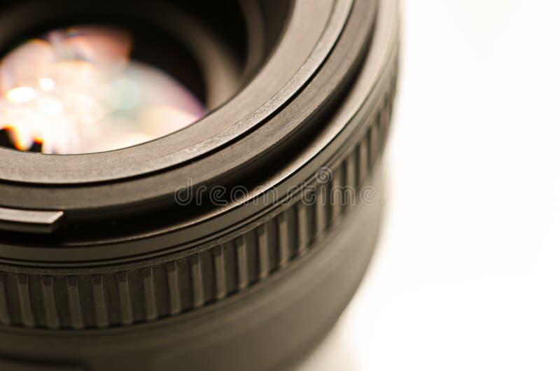 Cameralens stock foto
