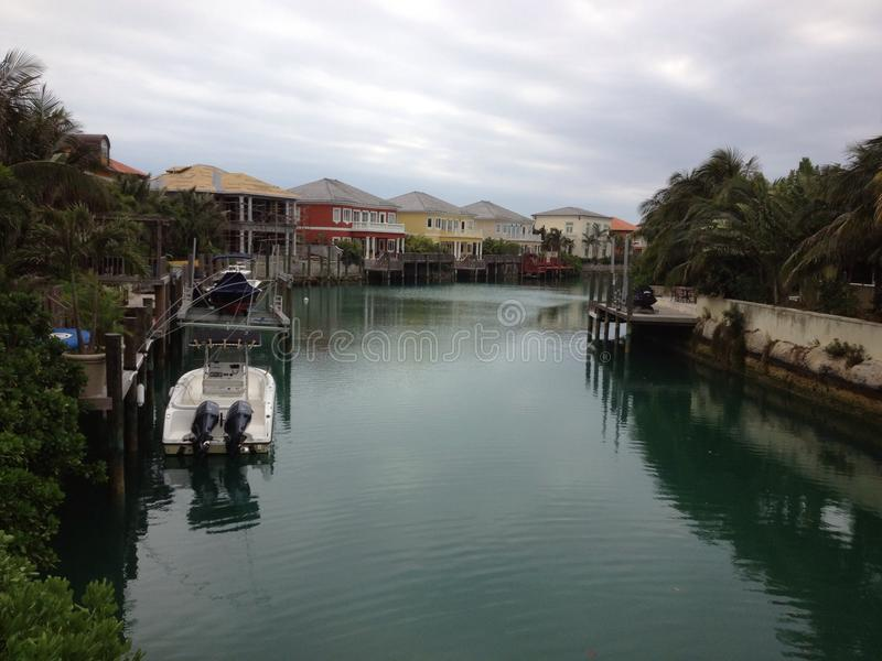 Camere in Bahamas fotografie stock