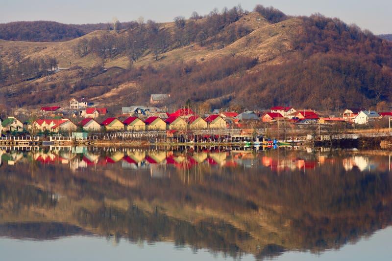 Camere dal lago immagini stock libere da diritti