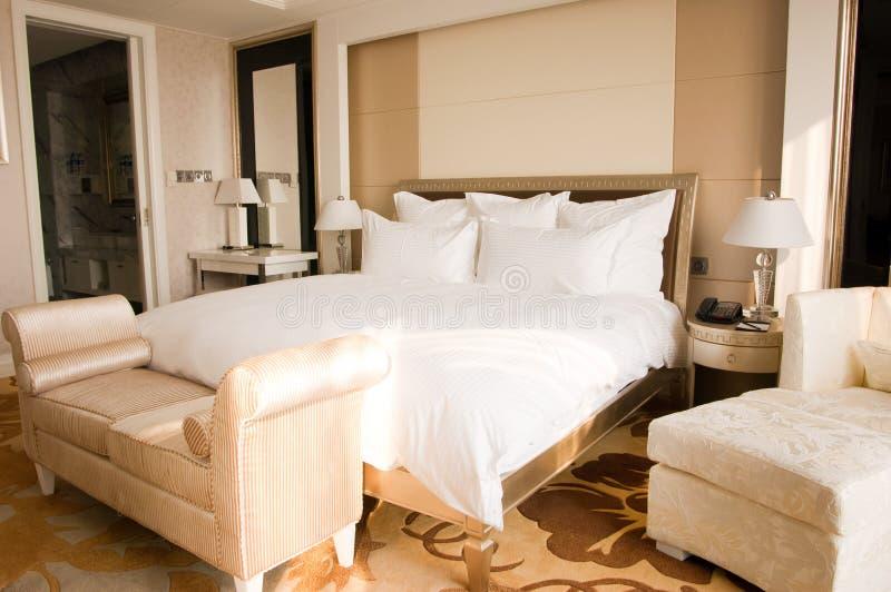 Camere di albergo fotografia stock