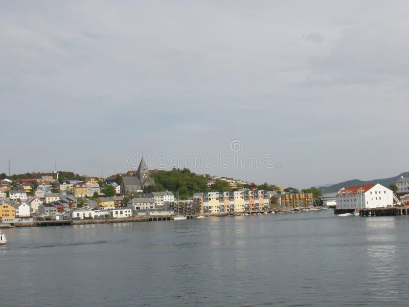 Camere in Rorvik fotografie stock
