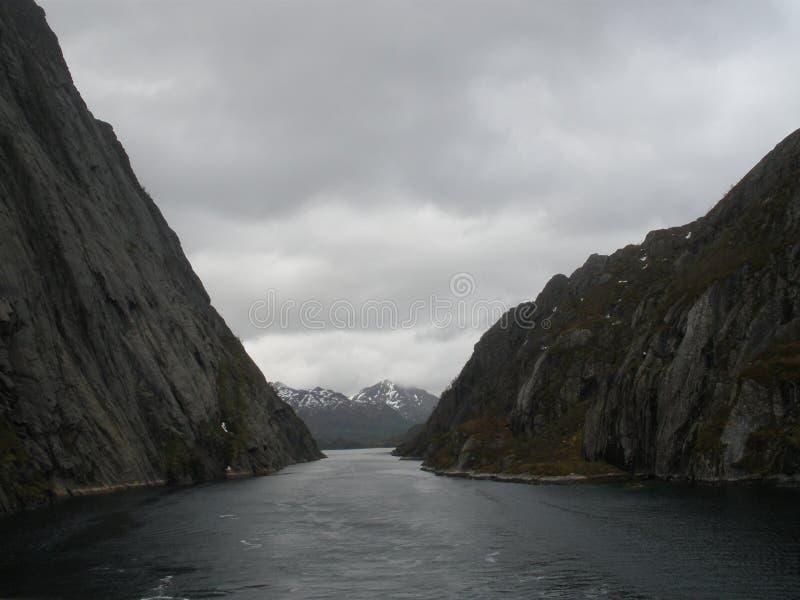 Camere in Rorvik fotografia stock libera da diritti