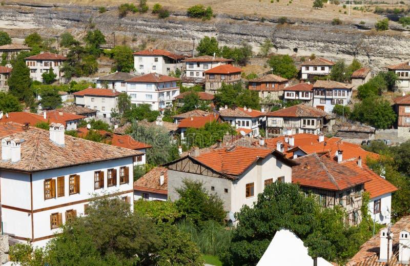 Camere tradizionali dell'ottomano immagini stock libere da diritti