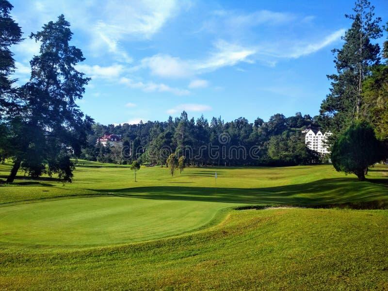 Cameron Highlands Golf Club fotografia de stock
