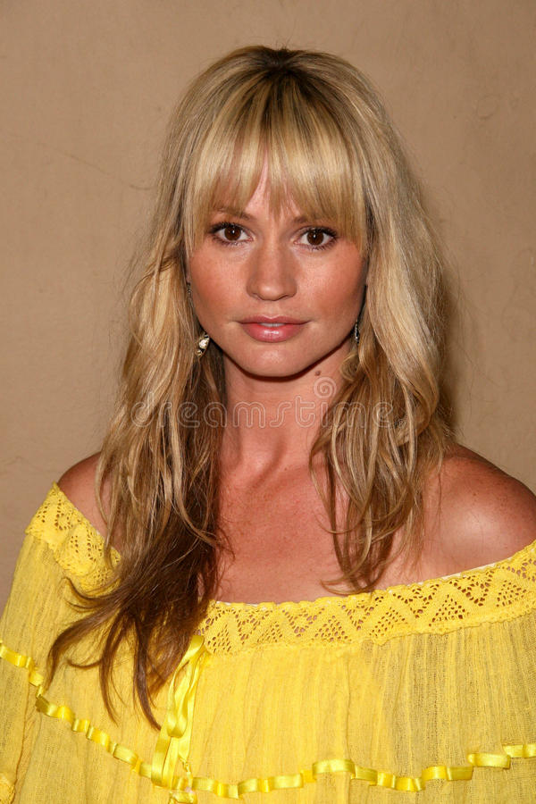 Cameron Richardson photo libre de droits