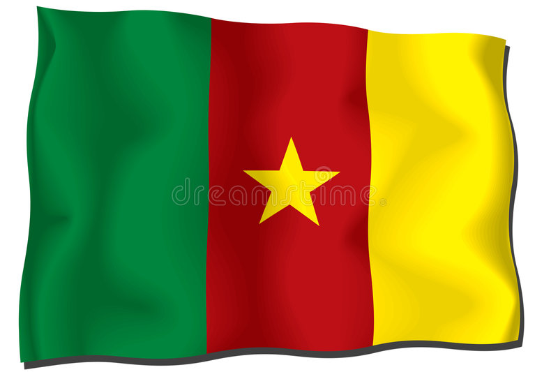 Download Cameroon Flag Stock Images - Image: 6875124