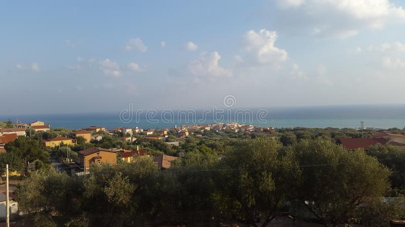 camerota Di Marina obrazy royalty free
