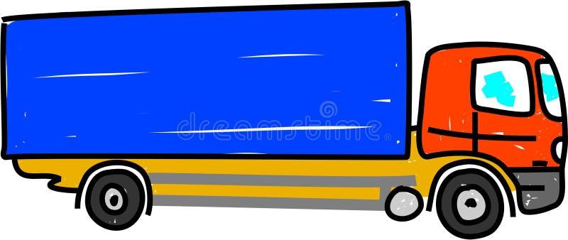 Camião ilustração do vetor