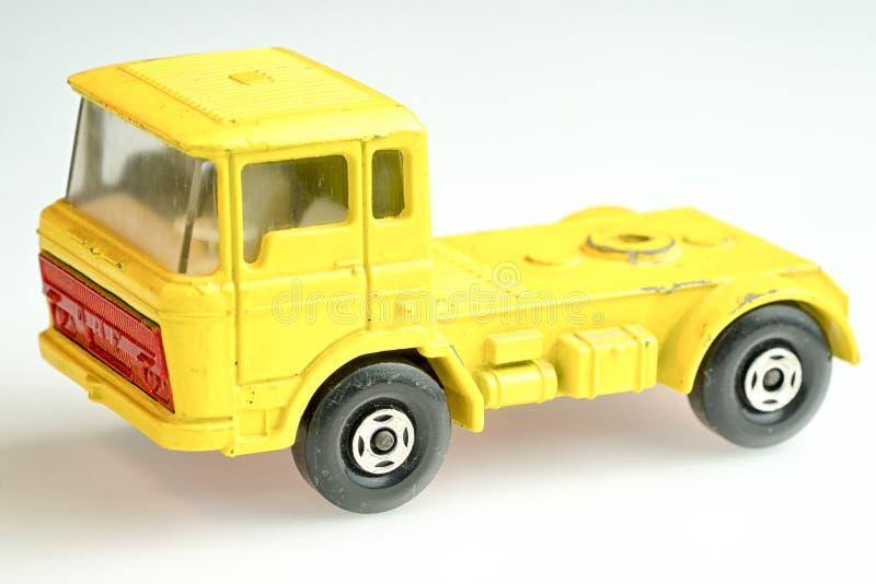 Camión de Toy DAF imagenes de archivo