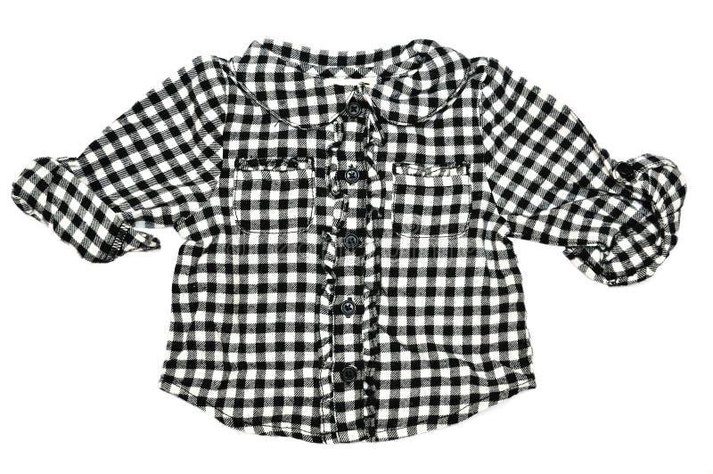 Camicia del bambino immagine stock libera da diritti