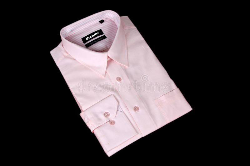 Camicia dentellare immagine stock