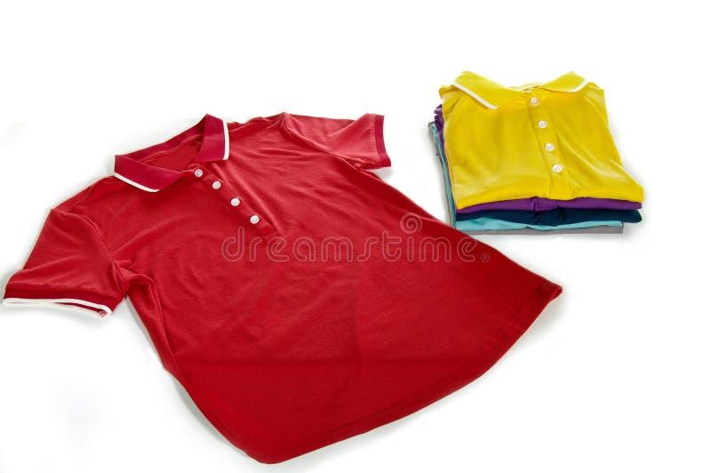 Camicia di polo immagini stock libere da diritti