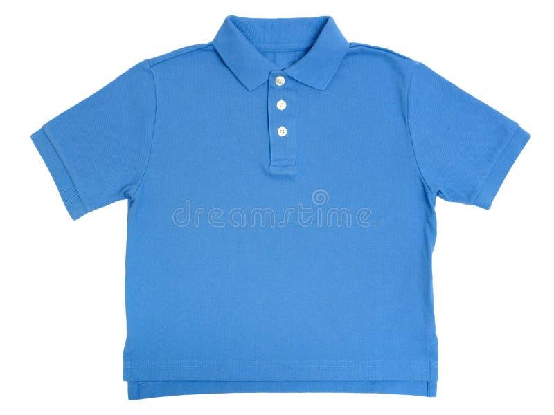 Camicia di polo immagine stock