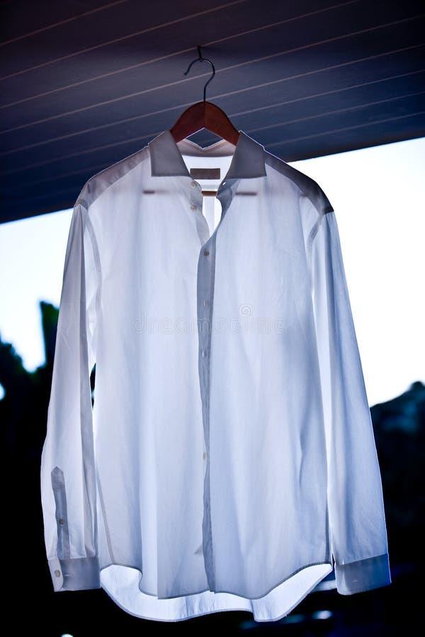 Camicia di vestito immagini stock libere da diritti
