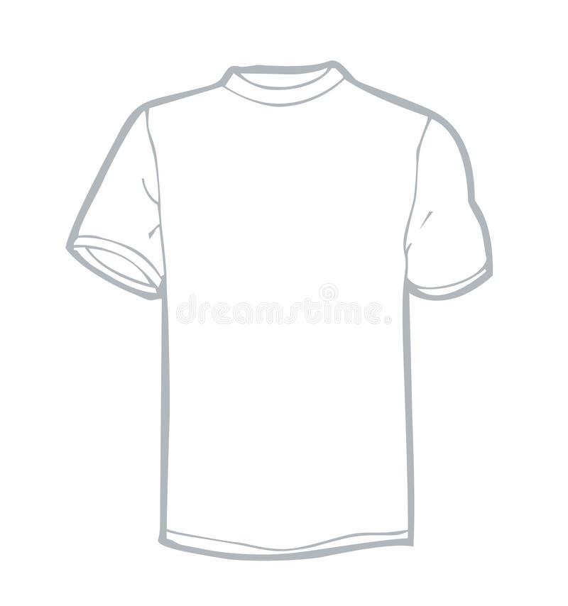 Camicia di vettore fotografia stock libera da diritti