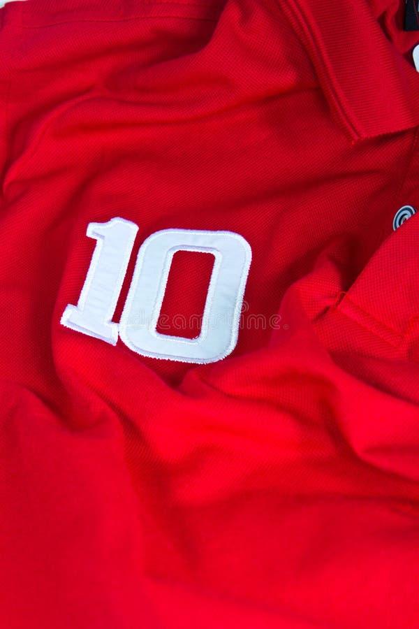 Camicia rossa immagine stock libera da diritti