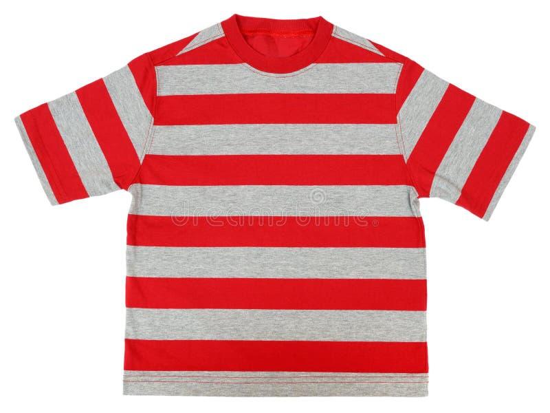 Camicia a strisce fotografia stock