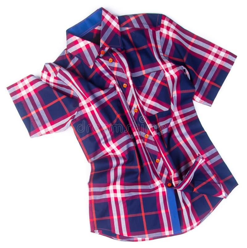 camicie camice di modo degli uomini su fondo immagine stock