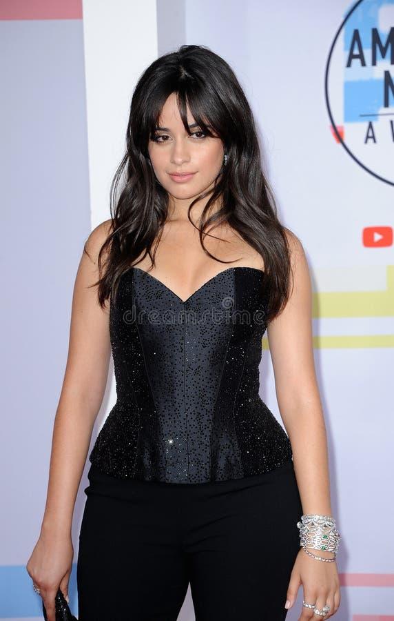 Camila Cabello photos libres de droits