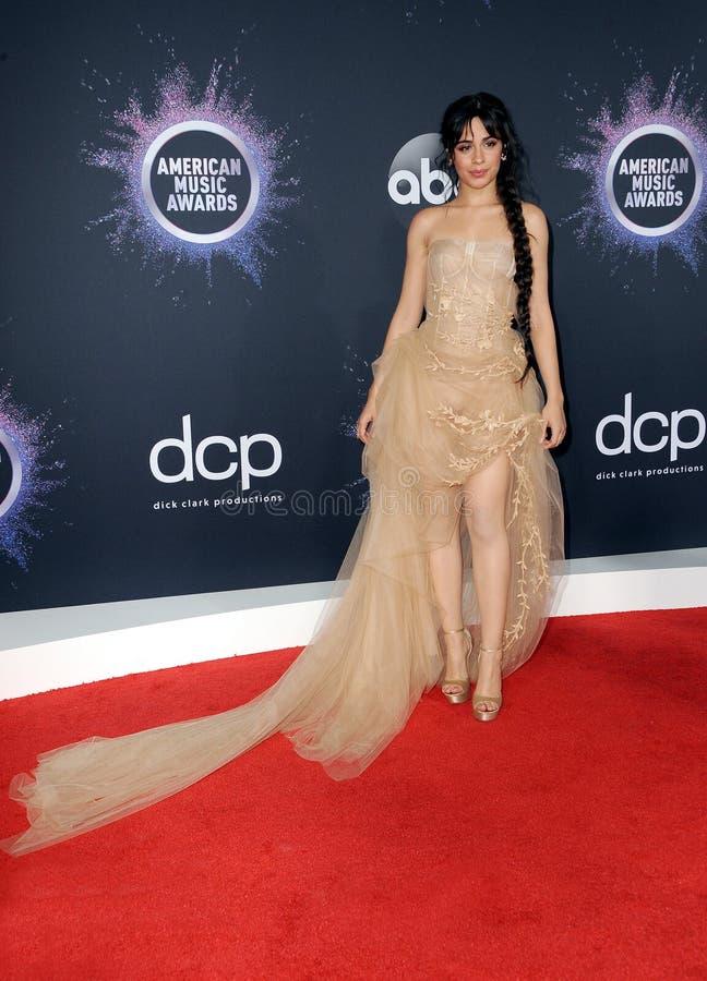 Camila Cabello royalty free stock photography
