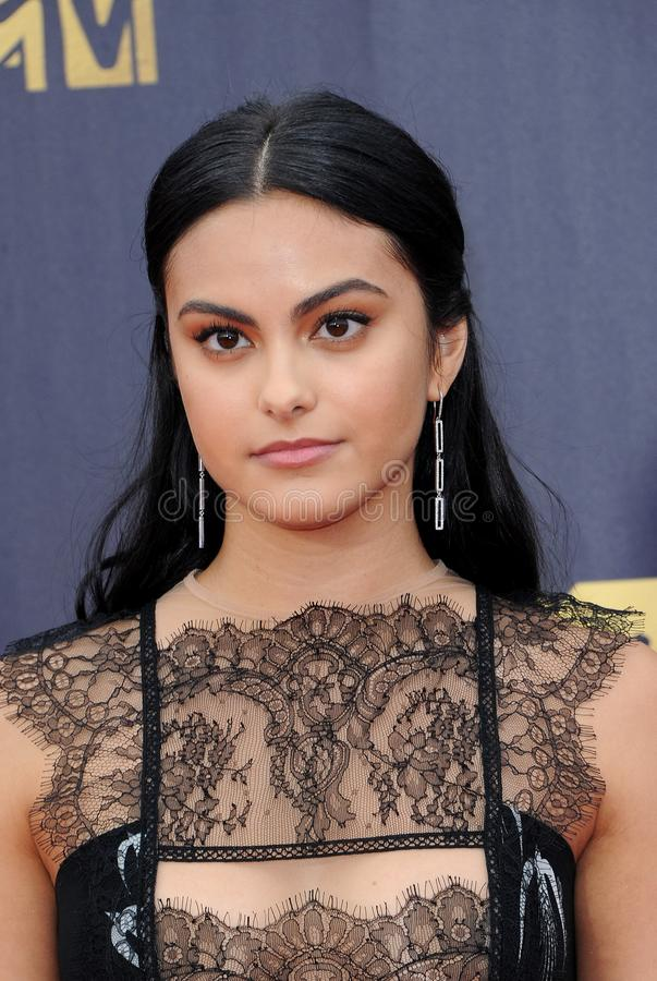 Camila Mendes images stock