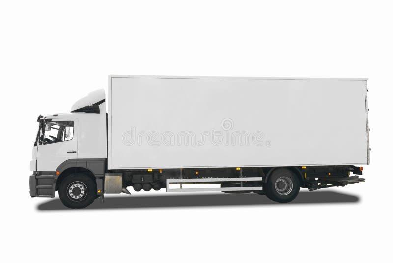 Caminhão imagem de stock