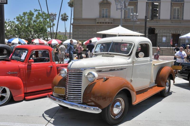 Caminhão 1940 de Chevrolet fotos de stock royalty free