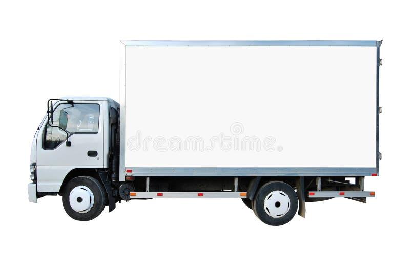 Caminhão da carga fotos de stock royalty free