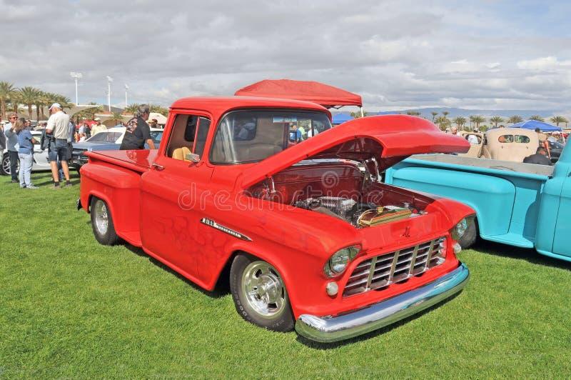 Caminhão de Chevrolet 3100 fotos de stock royalty free