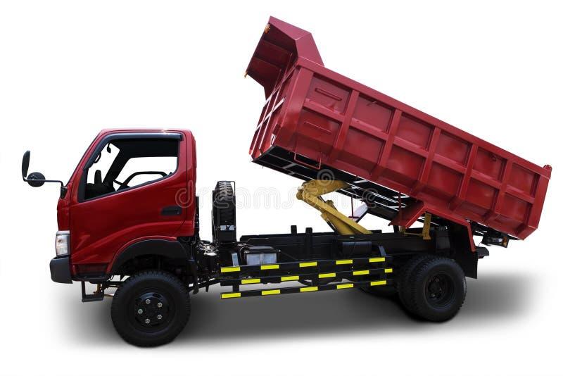 Caminhão de entrega -  imagens de stock
