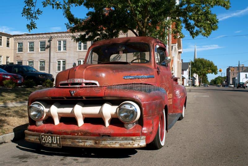 Caminhão de Ford do vintage