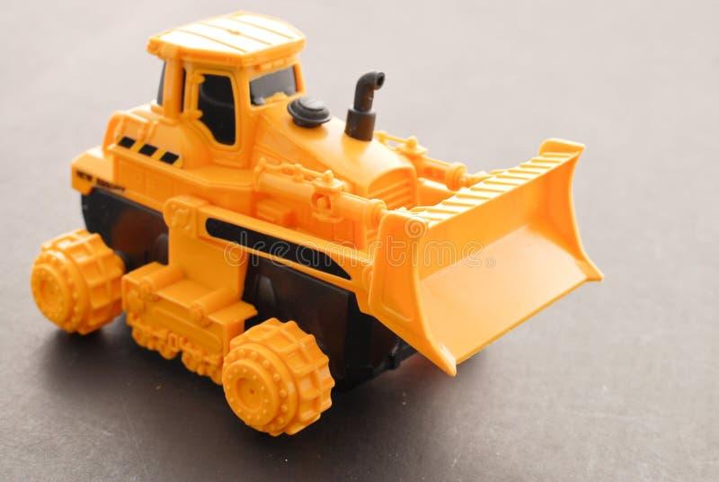 Caminhão do brinquedo fotos de stock