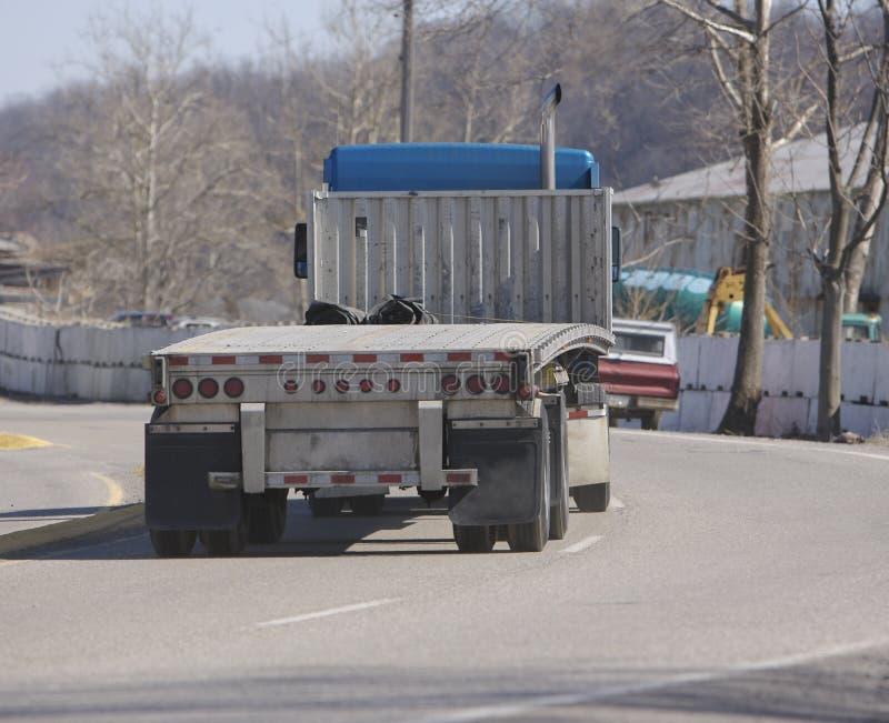 Caminhão do leito imagens de stock