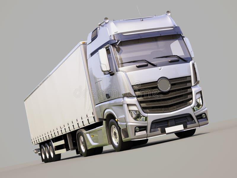 caminhão do Semirreboque fotos de stock