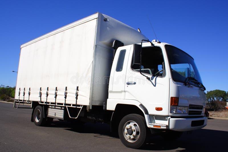 Caminhão pequeno imagens de stock royalty free