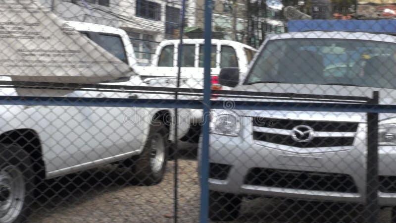 Caminhões de Puckup, negócio, para a venda, novo e usado filme