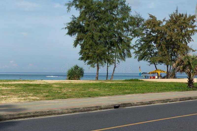 Caminhada sentimental ao longo da praia imagem de stock royalty free